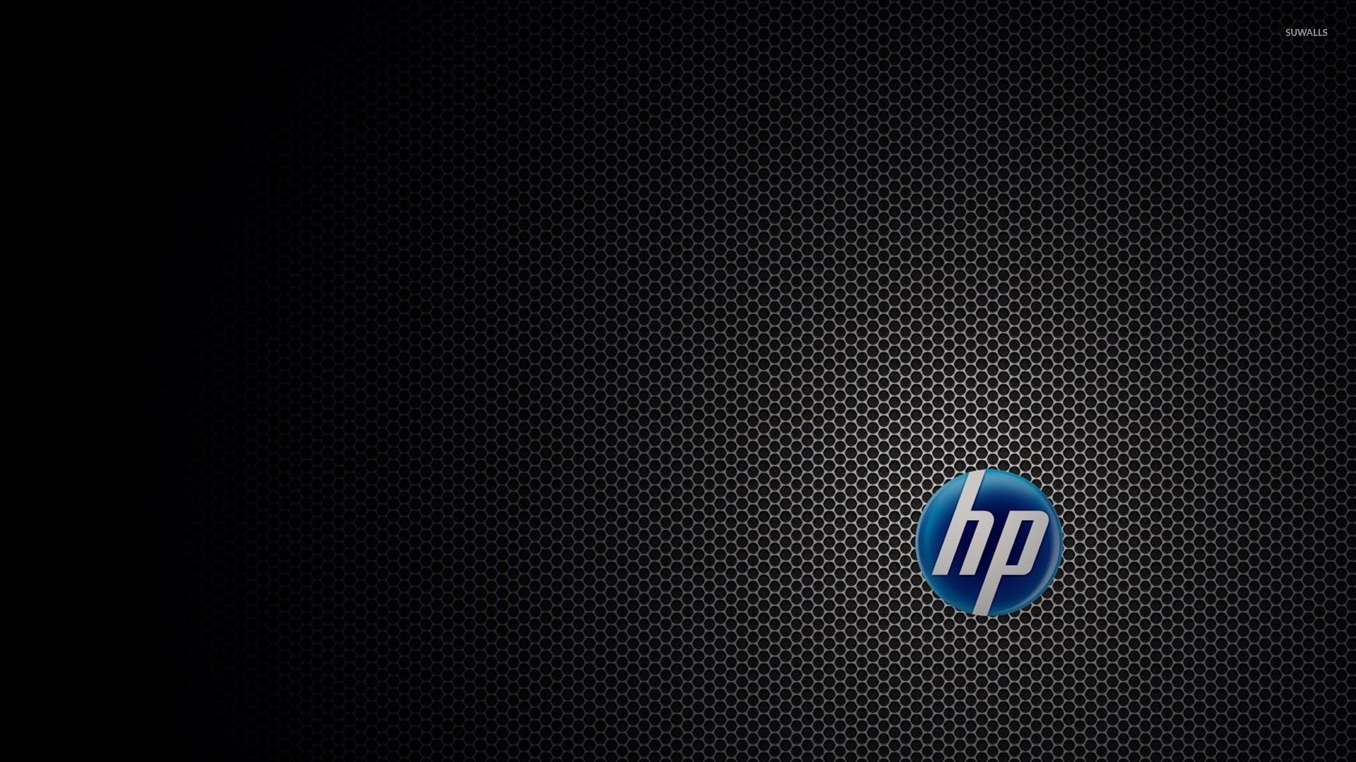 Hp Logo [5] Wallpaper