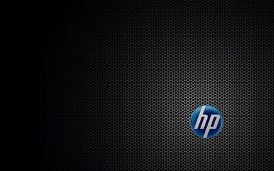 Hp logo [4] wallpaper