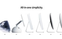 iMac evolution in time wallpaper 2560x1440 jpg
