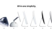 iMac evolution in time wallpaper 2560x1440 jpg