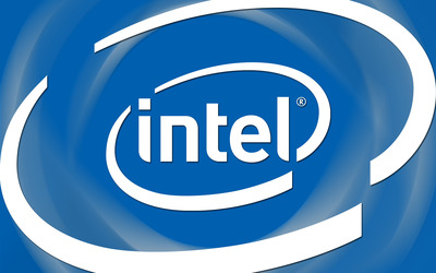 Intel wallpaper