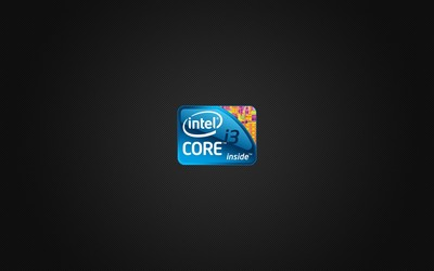 Intel Core i3 [4] wallpaper