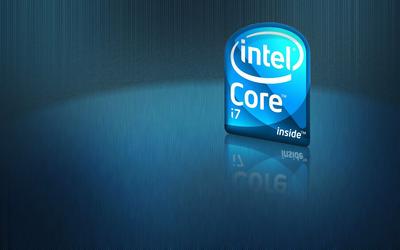 Intel Core i7 [2] wallpaper