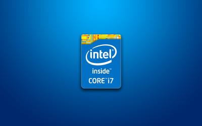 Intel Core i7 [3] wallpaper
