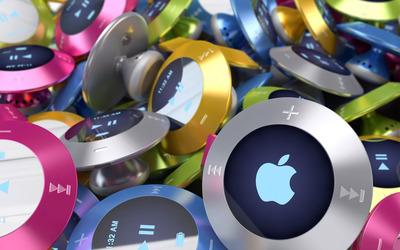 iPod Air wallpaper