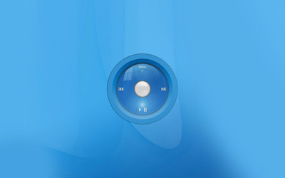iPod navigation button wallpaper