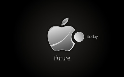 iToday and iFuture for Apple wallpaper