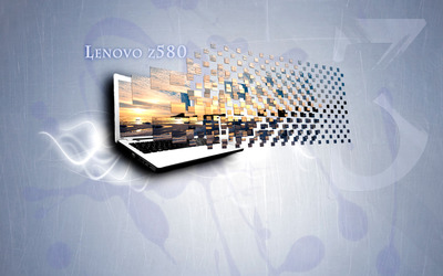 Lenovo Z580 wallpaper