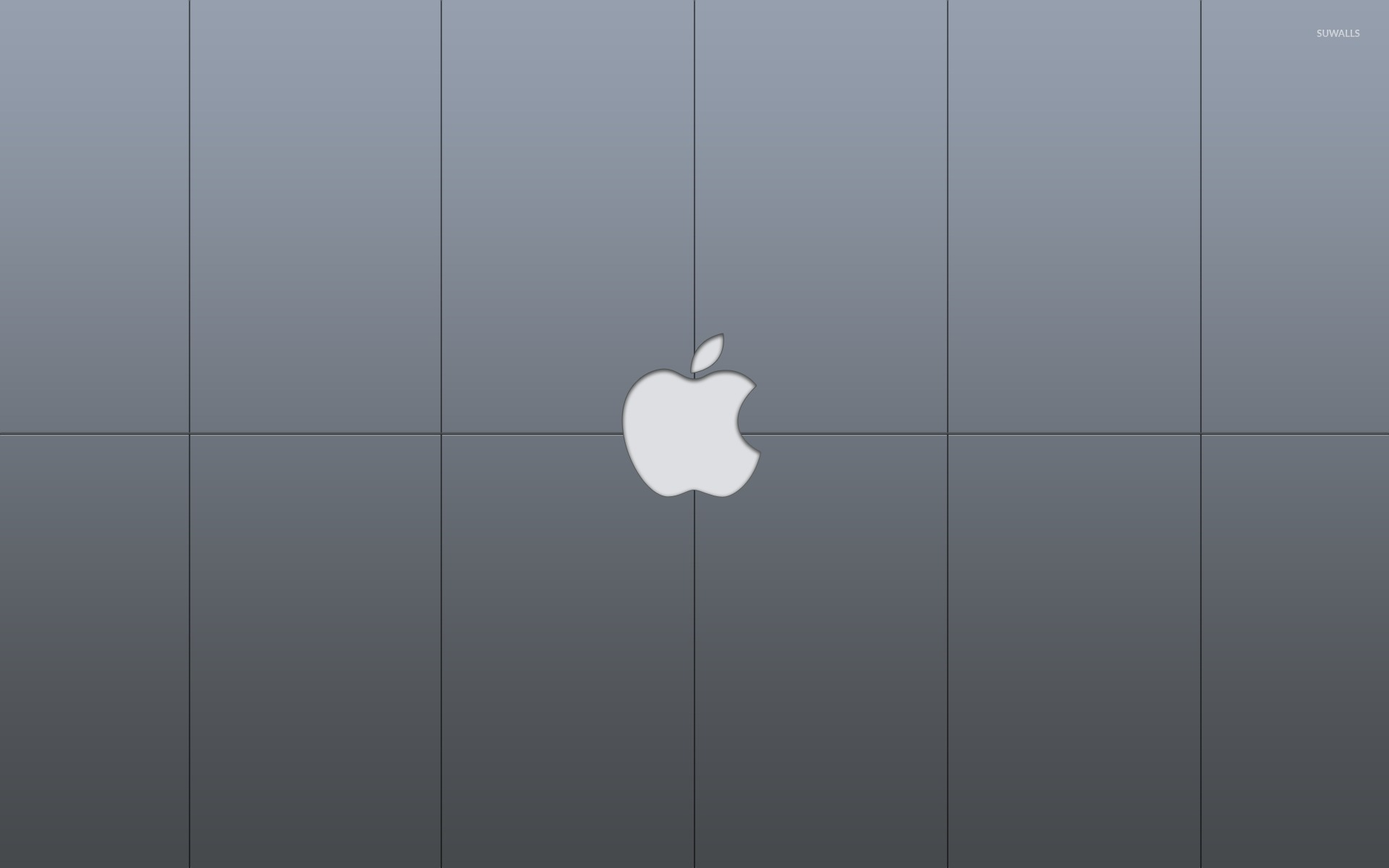 light gray apple logo 53989