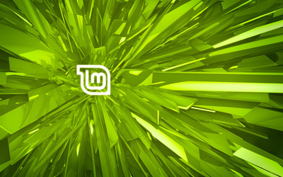 Linux Mint [4] wallpaper