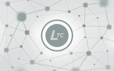 Litecoin wallpaper