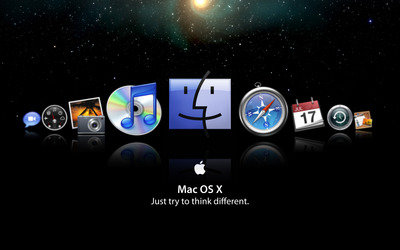 Mac OS X [3] wallpaper