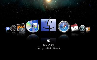 Mac OS X [3] wallpaper