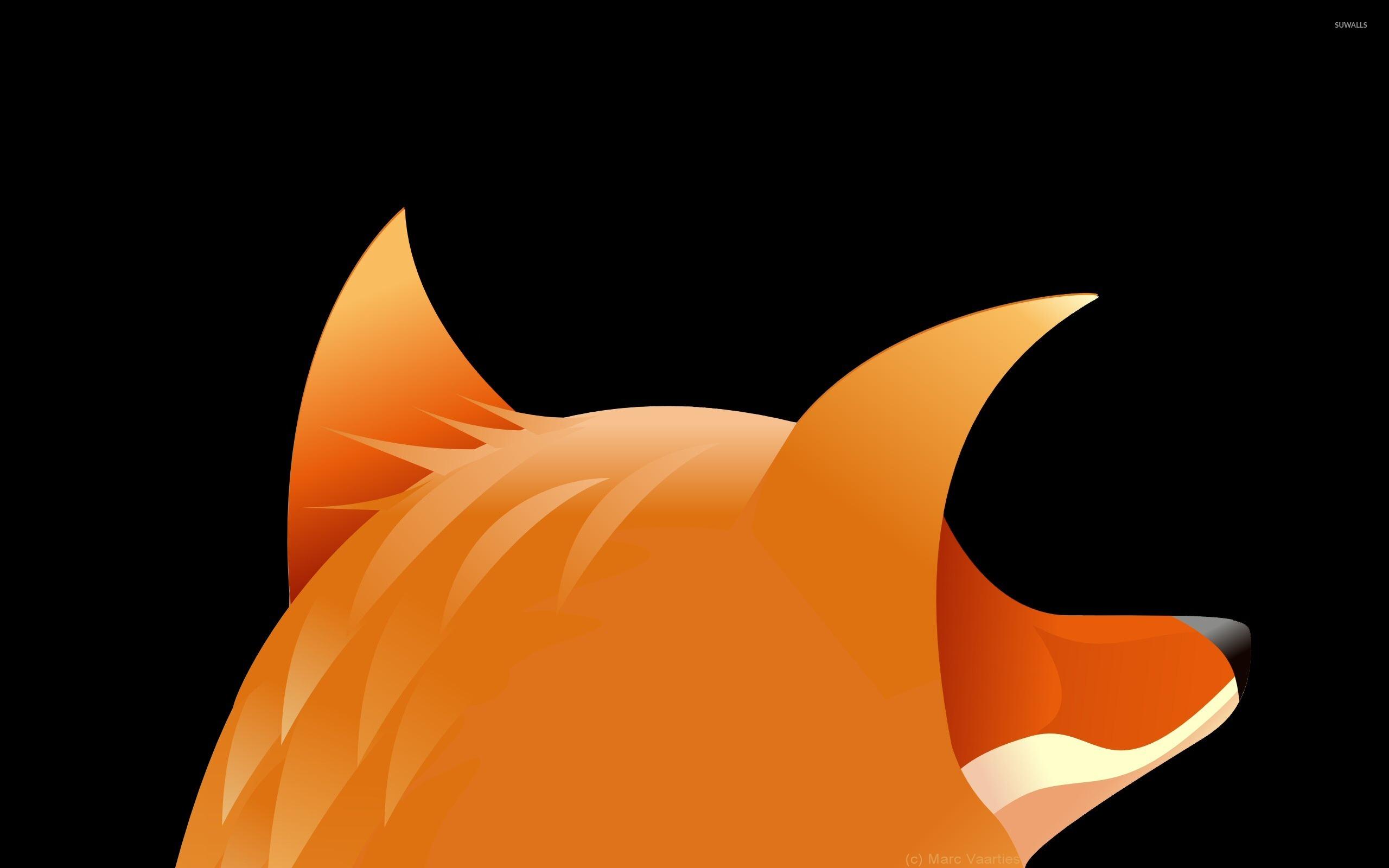 Mozilla Firefox 6 Wallpaper