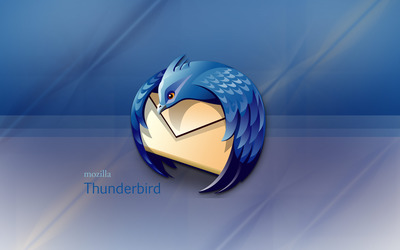 Mozilla Thunderbird wallpaper