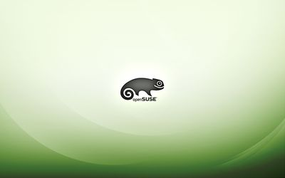 openSUSE [6] wallpaper