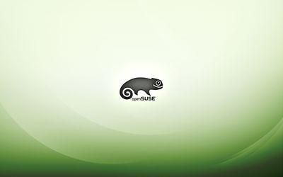 openSUSE [6] wallpaper