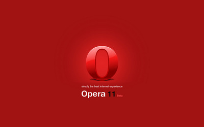 Opera [3] wallpaper