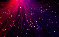 Optical fiber lamp wallpaper 1920x1200 jpg