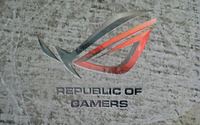 Republic of Gamers [3] wallpaper 2560x1600 jpg
