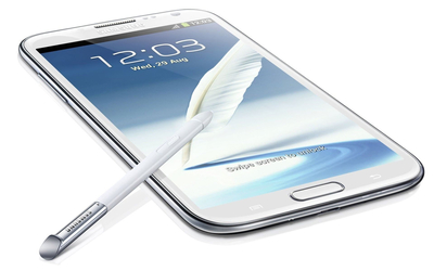 Samsung Galaxy Note II wallpaper