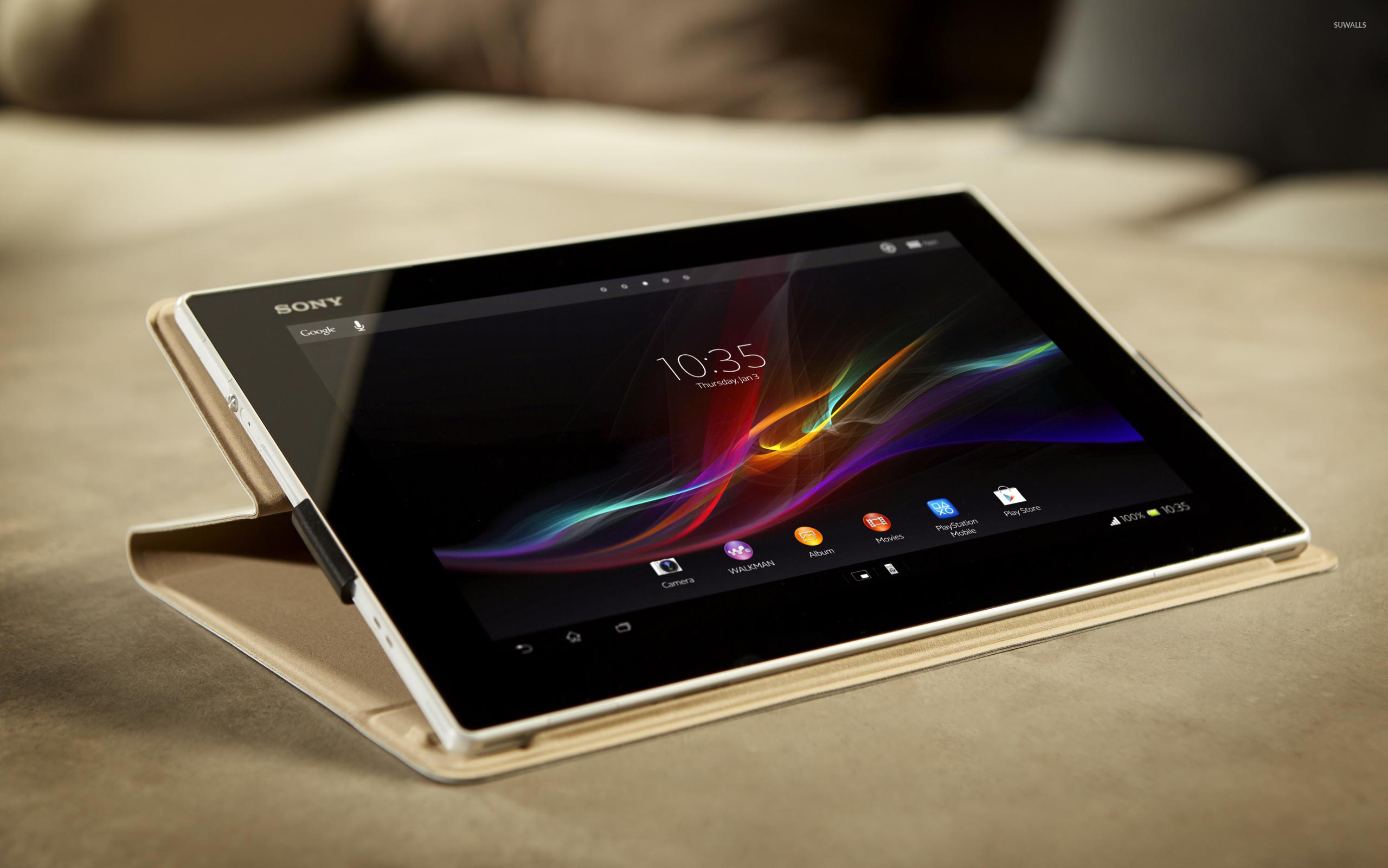 Sony Xperia Tablet Z Wallpaper