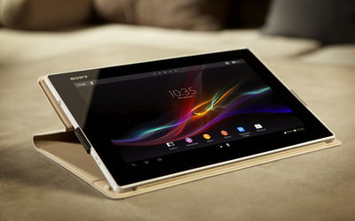 Sony Xperia Tablet Z wallpaper
