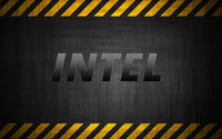 Steel Intel wallpaper 2880x1800 jpg