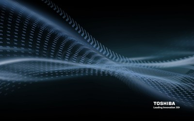 Toshiba - Leading innovation [6] wallpaper