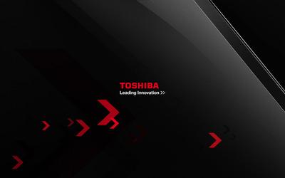 Toshiba - Leading innovation [2] wallpaper
