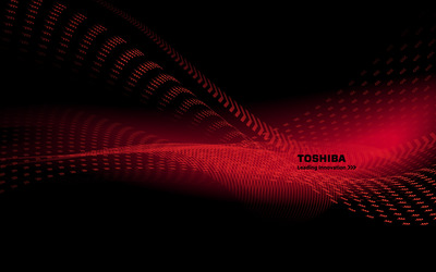 Toshiba - Leading innovation [3] wallpaper