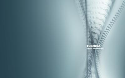 Toshiba - Leading innovation [7] wallpaper