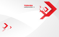 Toshiba - Leading innovation [4] wallpaper 1920x1200 jpg