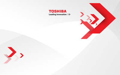 Toshiba - Leading innovation [4] wallpaper