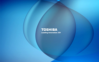 Toshiba - Leading innovation wallpaper 1920x1200 jpg