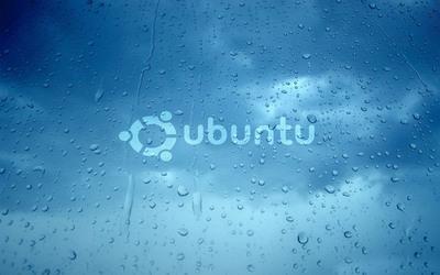 Ubuntu Edgy Eft wallpaper