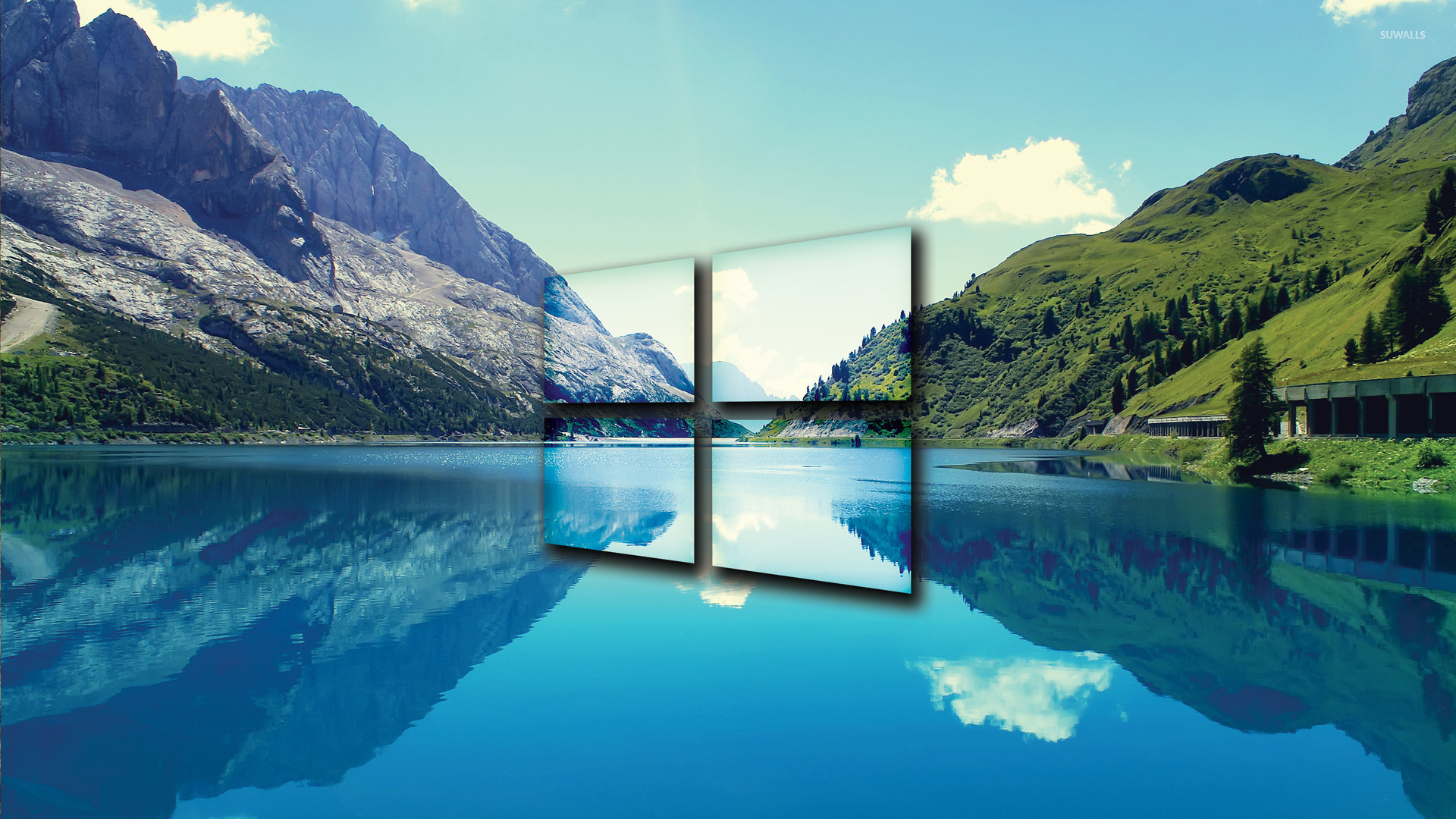 Windows 10 [3] wallpaper - Computer wallpapers - #46287