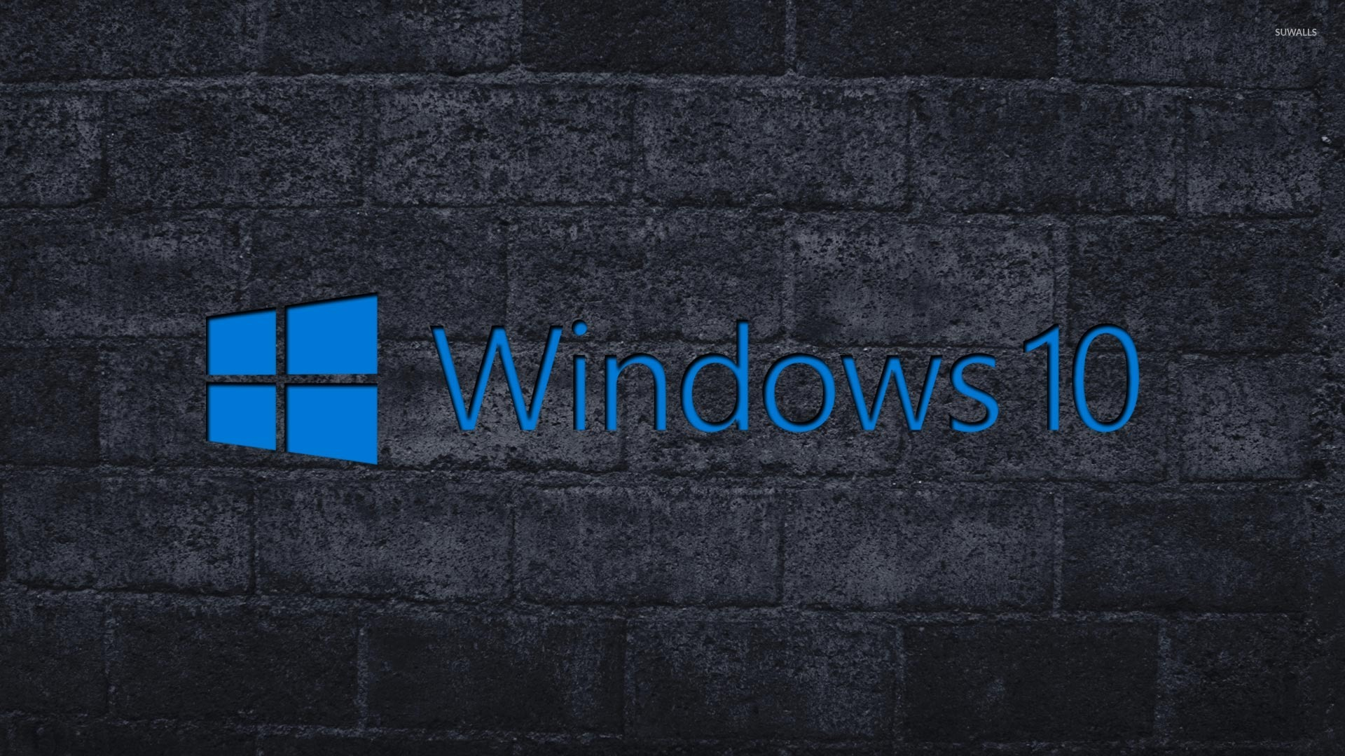 Black Windows 10 Wallpaper Computer Wallpapers 49873