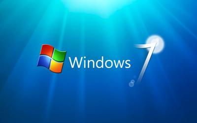 Windows 7 [41] wallpaper