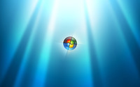 Windows 7 in a bubble wallpaper 1920x1200 jpg