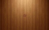Windows 7 on wooden panels wallpaper 1920x1080 jpg