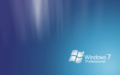 Windows 7 Professional [2] wallpaper