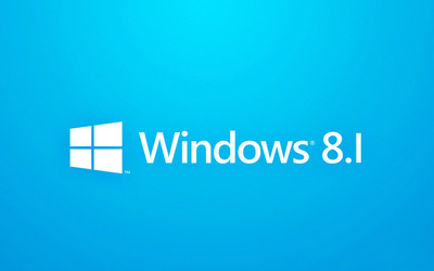 Windows 8.1 [2] wallpaper