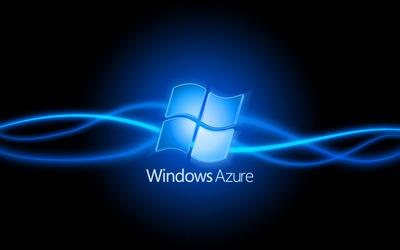 Windows Azure wallpaper