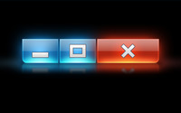 Windows buttons wallpaper 2560x1600 jpg