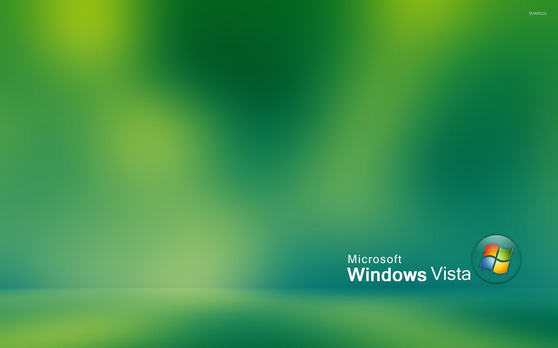 Windows Vista 4 Wallpaper