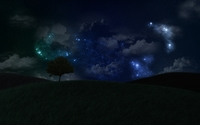 Amazing night sky wallpaper 1920x1200 jpg