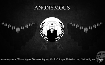 Anonymous [8] wallpaper