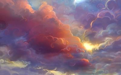 Beautiful sunset [2] wallpaper