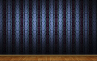Blue vintage wall pattern wallpaper 1920x1080 jpg